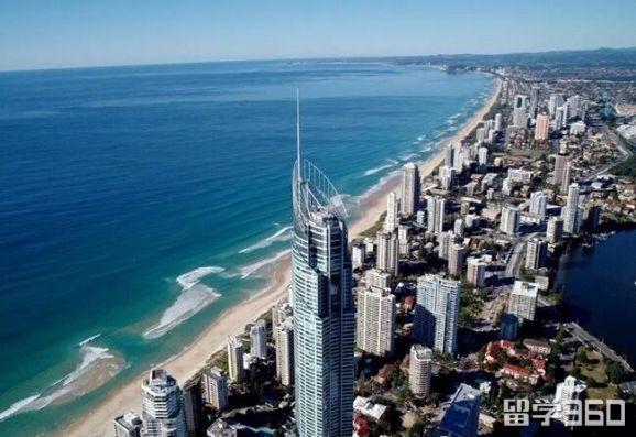 澳洲留学相对花费比较低的城市,昆士兰州就占了两个