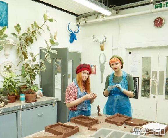 英国创意艺术大学--UCA