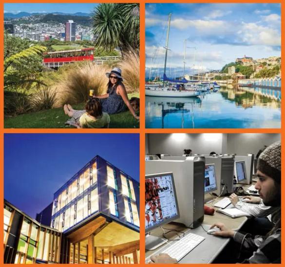 你想知道的都在这里:2018年新西兰梅西大学巡礼