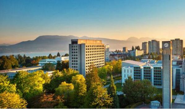 加拿大哥伦比亚大学世界排名