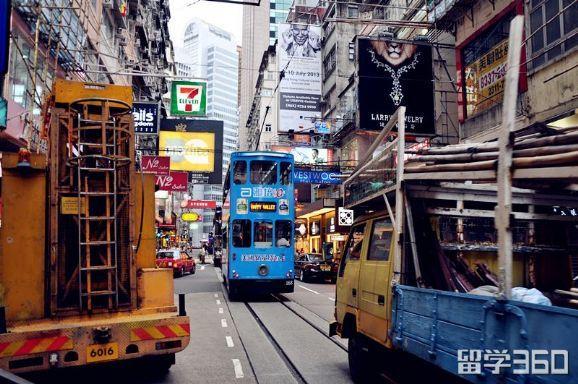 香港求学具体花费