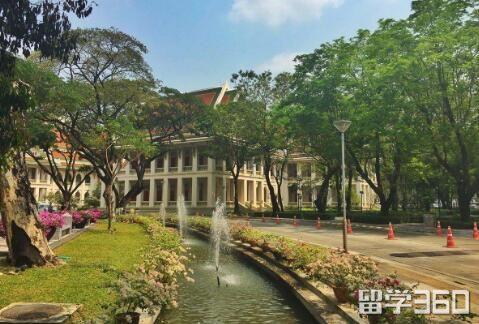 留学为什么要去欧美?泰国十大公立大学的排名也不差!