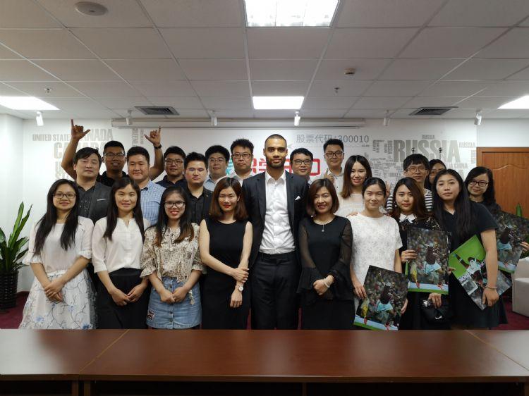 精彩回顾|世界级青少年足球联合培养项目发布会圆满完成!为中国足球未来助力