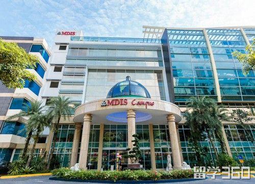 新加坡教育联盟对管理发展学院进行实地考察