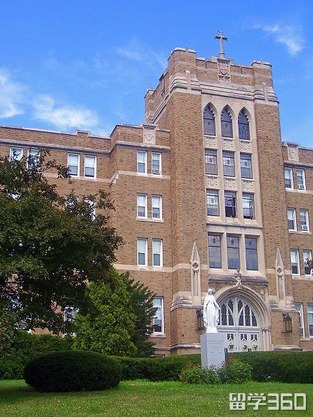 玛丽山大学纽约