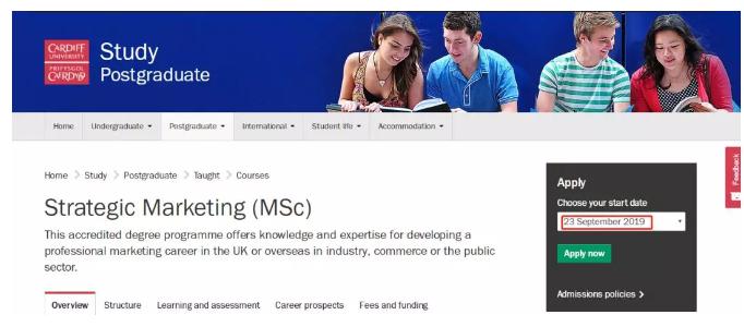 真的不是套路?已有英国大学开放2019年入学申请!