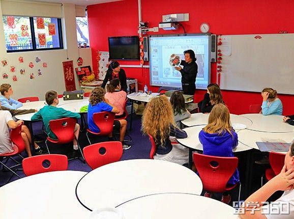 澳大利亚语言直升班课程