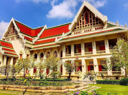 【泰国留学录取榜-本科】实现心中梦,即赴朱拉隆功大学留学。