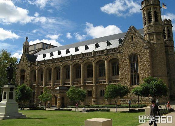 澳洲承认高考成绩的大学