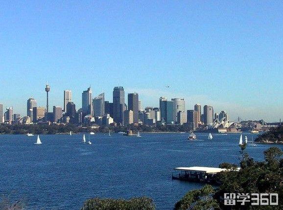 澳大利亚气候环境