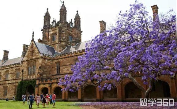 澳洲哪个大学排第一