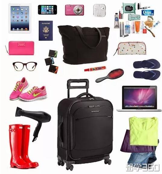 澳洲留学行李箱要带啥?西澳大学有份标准答案请查收…