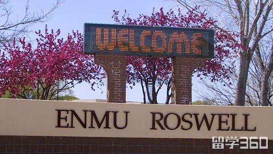 东新墨西哥大学罗斯韦尔分校
