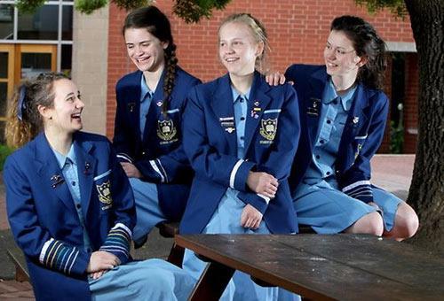 澳洲中学学期安排