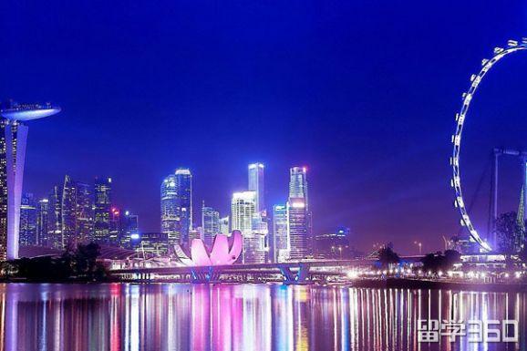 留学申请流程新加坡