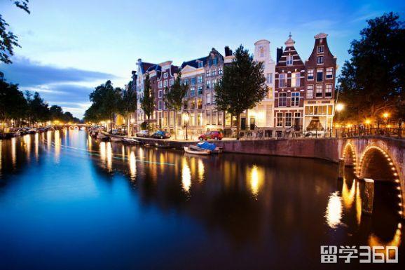 高考后留学荷兰途径