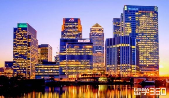UCL商学院新校区Canary Wharf,每天和全球顶级投行Banker做邻居!