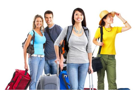 出国留学之准备行李箱