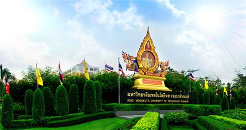 泰国国王科技大学排名一览