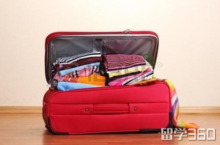 澳洲留学行李箱的要求