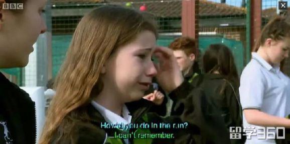 英国高考不太难?BBC报道过的超级学霸,考完照样哭成狗