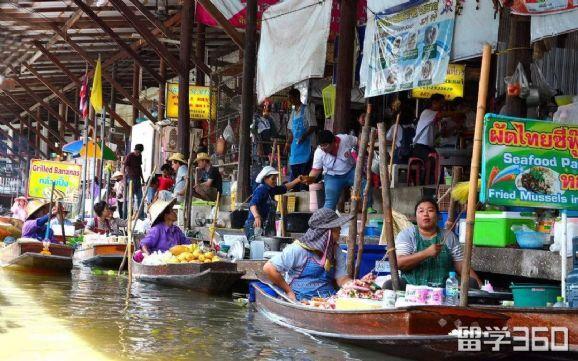 炎炎夏日 | 世界那么大,去泰国坐船去看看~~
