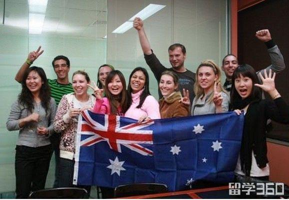 高考后澳洲留学