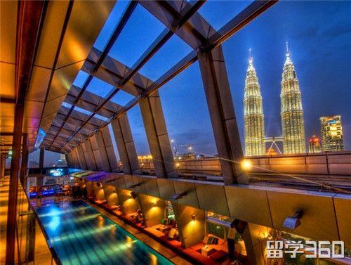 到马来西亚小朋友留学