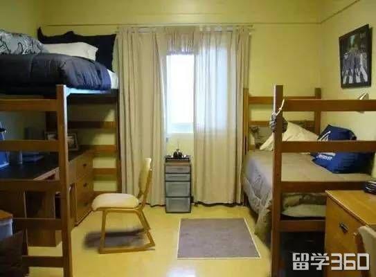 美国大学宿舍排名,看看你的学校上榜了吗?