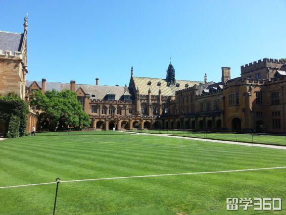 作为整个澳洲及大洋洲的所大学,悉尼大学同时也是澳大利亚八大名校
