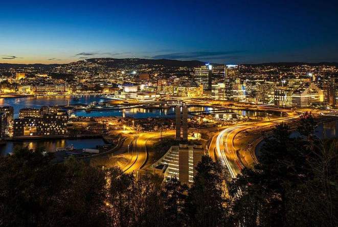 高等教育免费的挪威也是有奖学金的!
