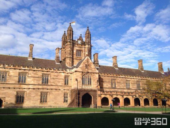 丰富的实习经验与醉人的澳洲风景,这些都赋予了悉尼大学金融类硕士