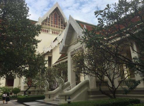 实现心中梦,去泰国最有威望的大学留学!