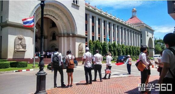 泰国留学:易三仓大学之MBA(工商管理硕士)篇