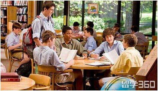 美国留学高中选校的五大步骤