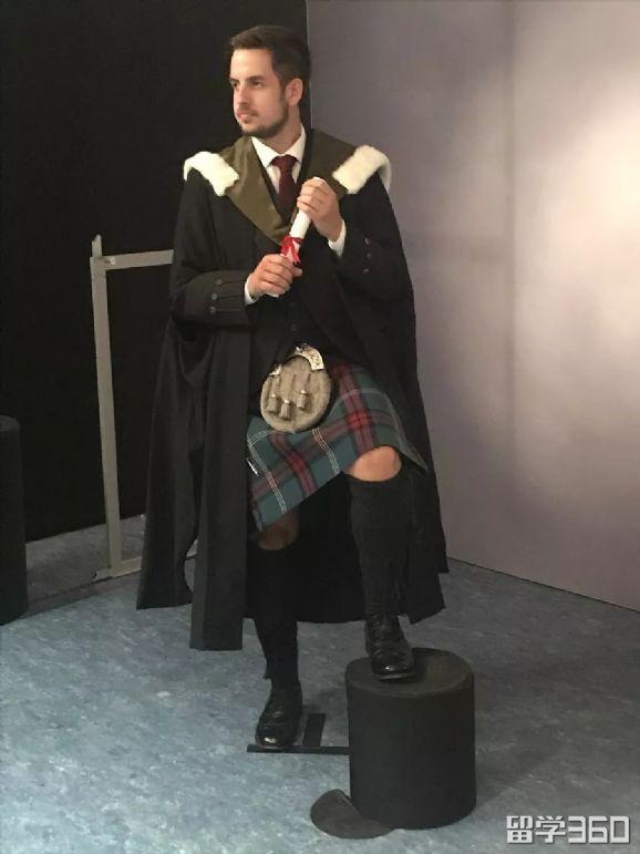 爱丁堡大学2018毕业典礼,传说中的霍格沃茨?
