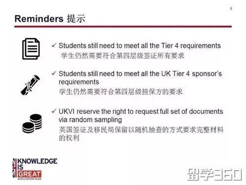 英国留学签证新政策,7月6日已经开始实施!