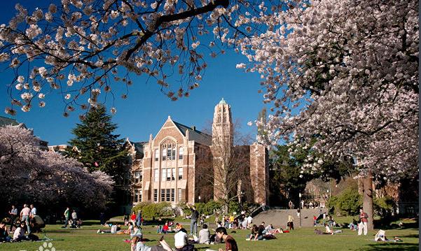 2018年华盛顿大学排名