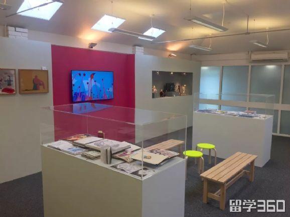 创意艺术大学法纳姆校区动画专业学生作品展