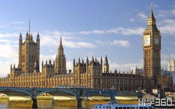 英国留学一年的费用