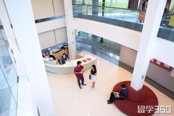 新加坡PSB学院设施