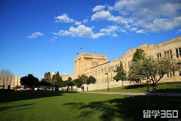 昆士兰大学国际商务硕士课程