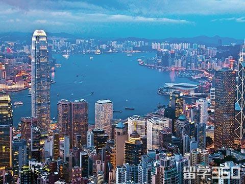 香港留学硕士申请方案