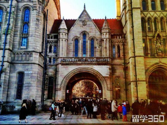 双非院校,努力刻苦同样也能被曼彻斯特大学录取