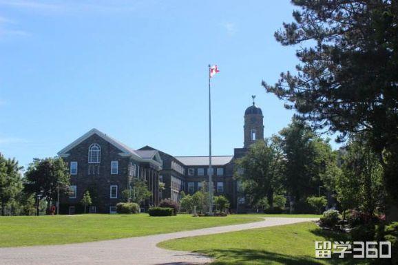 不参加高考也能申请加拿大达尔豪斯大学!