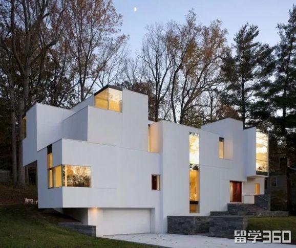 美国建筑学研究生申请要求、就业方向及院校推荐!