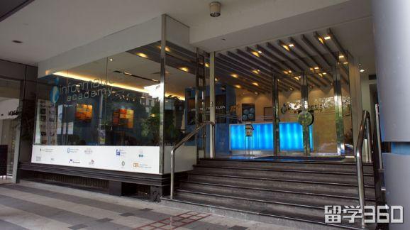 新加坡英华美学院四大优势
