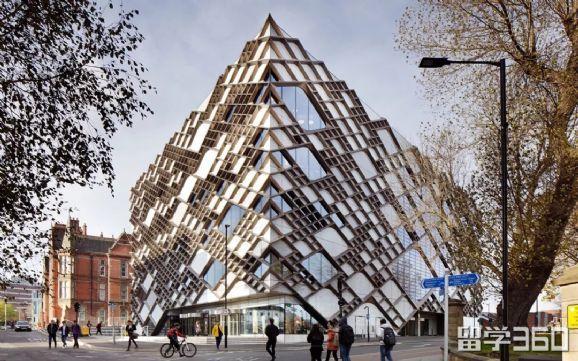 想念好的英国建筑学院校?你的成绩必须达到这些标准!