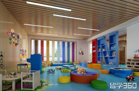 新加坡幼儿园开学