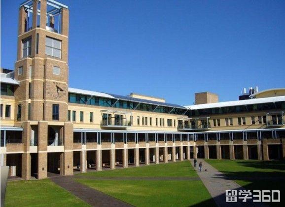 高考后留学新南威尔士大学的四种途径